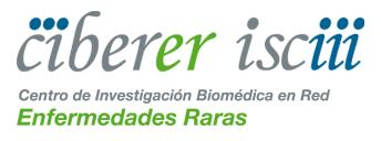 Los especialistas ya pueden introducir los datos de los afectados de DMC por deficit de colágeno VI, directamente en la base de datos del CIBERER
