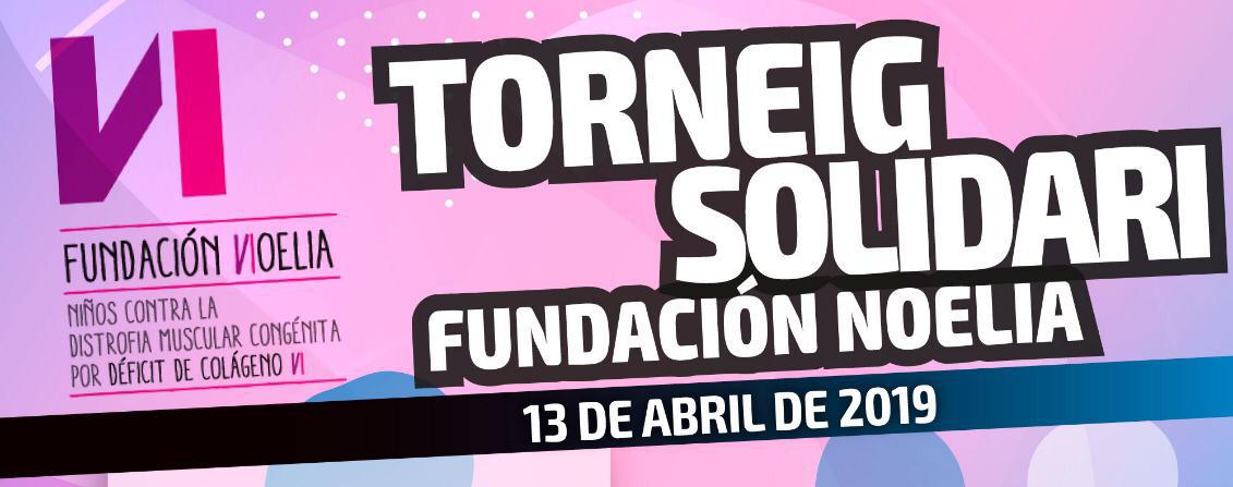 Torneo Pádel Solidario, Fundación Noelia