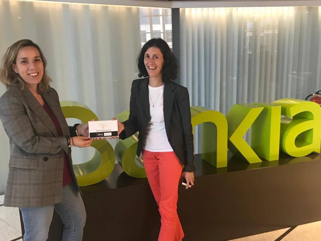 Bankia apoya con 7.800 euros
