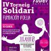 (ES) IV Torneo Solidario de Pádel Fundación Noelia
