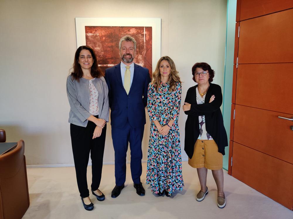 El proyecto de investigación presentado por Fundación Noelia, resultó ganador en las convocatorias CESCE