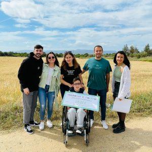 Bolsa Solidaria Mini Mon y Fundación Noelia
